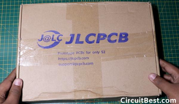 JLC PCB Packet