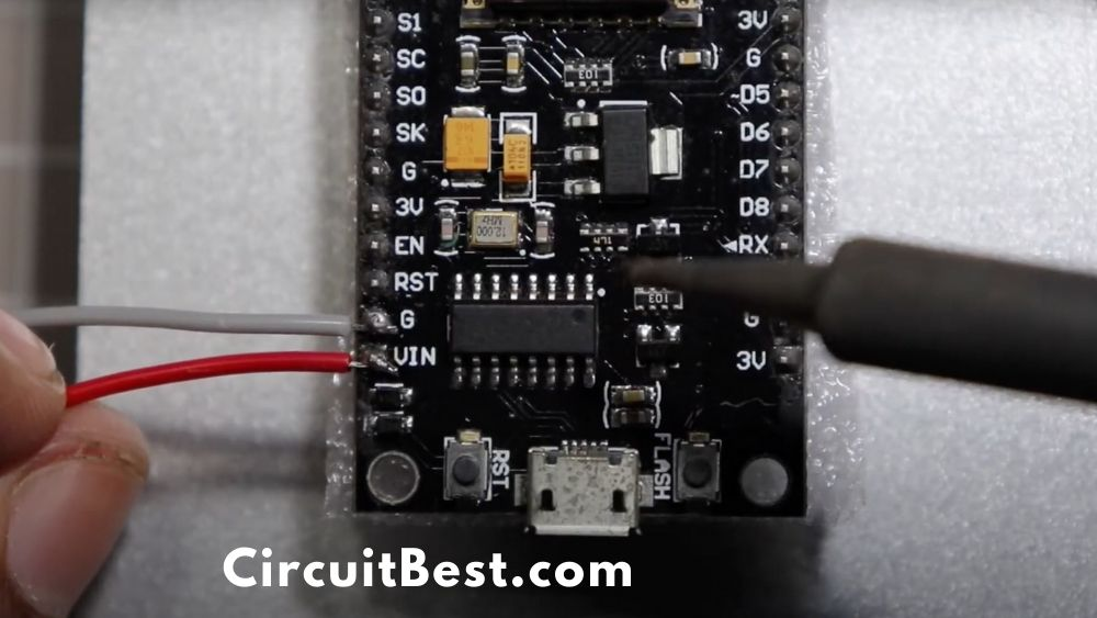 esp8266 power input
