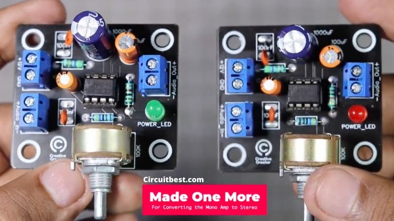 2 Modules for Stereo