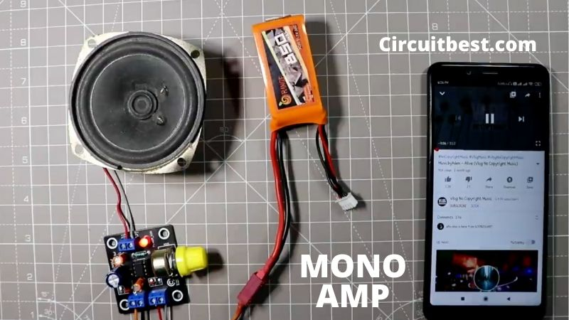 MONO AMP Testing