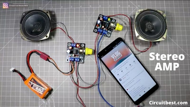 Stereo Amp Testing