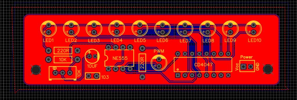 PCB Top Layer
