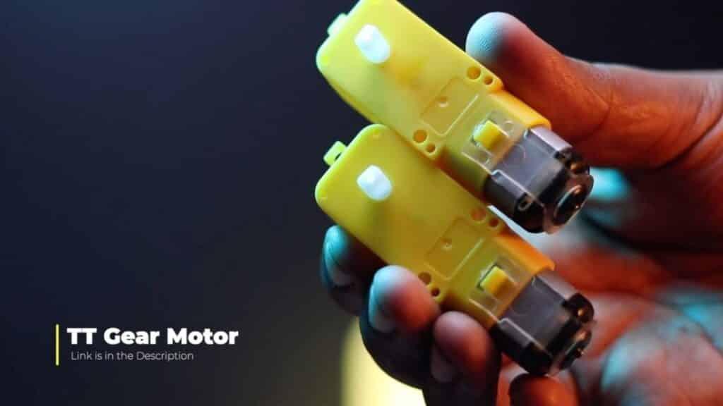 Arduino Bluetooth Control car with Arduino UNO and TT Gear Motor